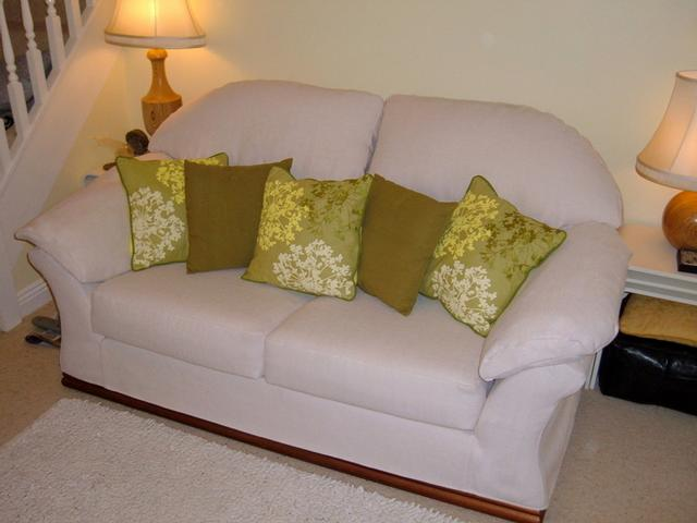 sofa covers by the loose cover company. Black Bedroom Furniture Sets. Home Design Ideas
